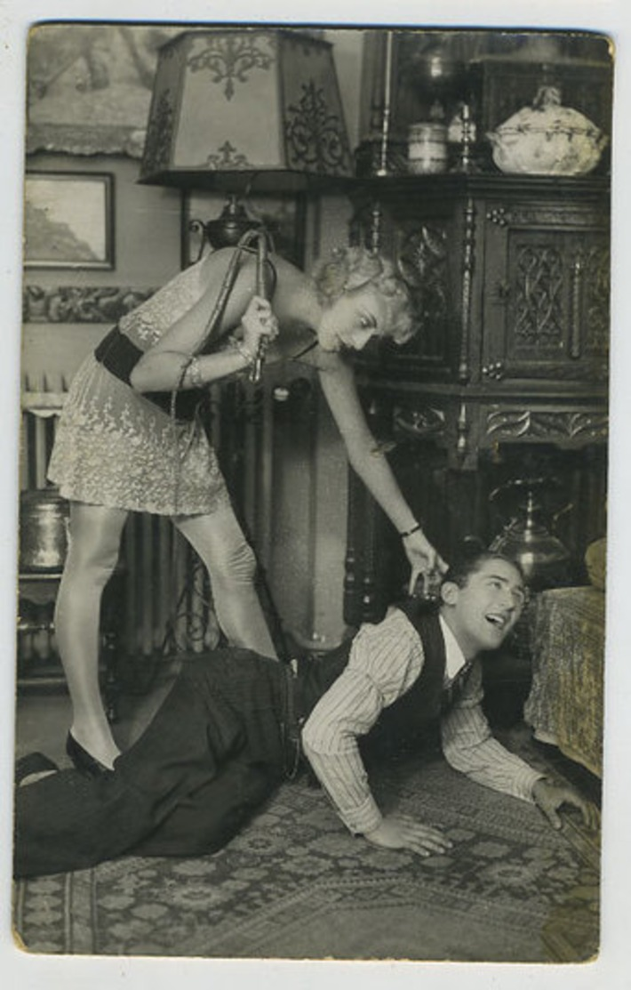 1920s Biederer Naughty Postcard | Sex History | Scoop.it