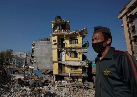 Le séisme au Népal a fait plus de 7000 victimes - Le Monde | SCOOP IT COLLEGE JEAN MONNET JANZE | Scoop.it
