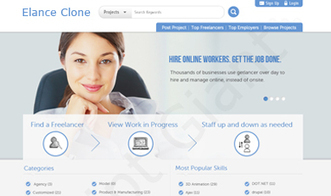 Elance Clone | Elance Clone Script | Elance Clone Php Script | Readymade Elance Clone Script- Scriptgiant | Elance clone software in business | Scoop.it