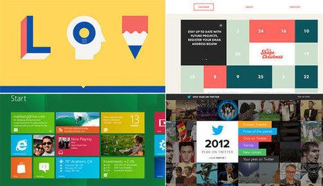 The Flattening of Design | UX | Scoop.it