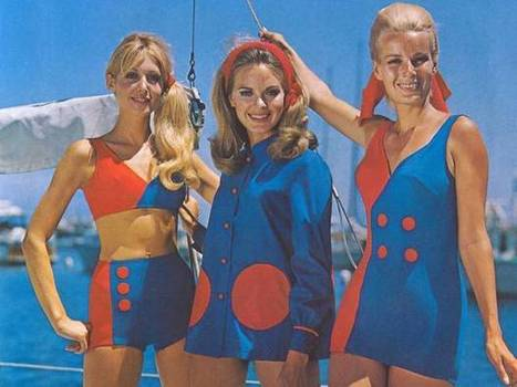 New exhibition celebrates the evolution of swimwear - The Independent | Vintage and Retro Style | Scoop.it