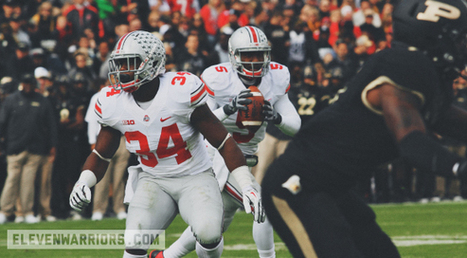 No Yellow Brick Road to BCS Title Game, So Buckeyes Can Only Continue Scoring Points | Eleven Warriors | Buckeye News | Scoop.it