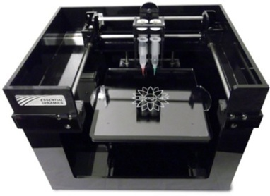 3ders.org - 3D chocolate printer available for taking orders | 3D Printing news | DigitAG& journal | Scoop.it