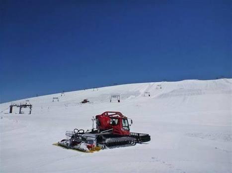 Glacier des 2 Alpes (Alpes du Nord) | Galibier: le déneigement n'a jamais été aussi difficile depuis 30 a,s | Scoop.it