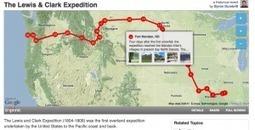 Tripline. Créer des cartes interactives de vos voyages   Les outils du Web 2.0   Scoop.it