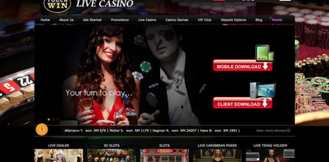 How to identify the online casino Malaysia scammer?   tubep   Scoop.it
