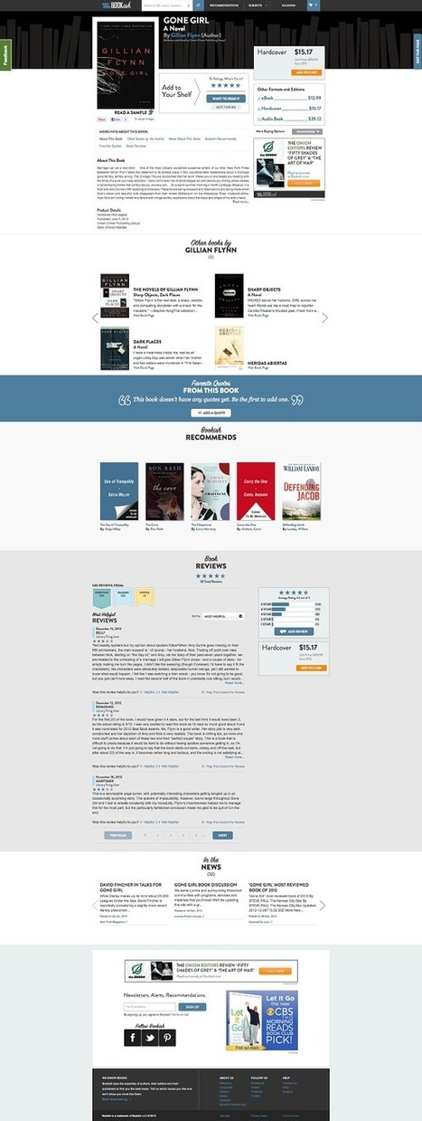 Bookish Launches New Ebook Retail Website | Digital Book World | Young Adult and Children's Stories | Scoop.it