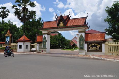 Visiter Kampong Cham: mon coup de coeur du Cambodge | Voyages | Scoop.it