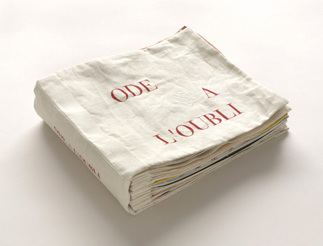 Louise Bourgeois – Ode à l'oubli | COLLECTIF TEXTILE | Du fait main & some handmade | Scoop.it
