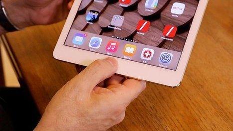 Addio iPad Air, ma l'arrivo di iPad Pro taglia il prezzo di iPad Air 2 | Mappe e schemi mentali | Scoop.it