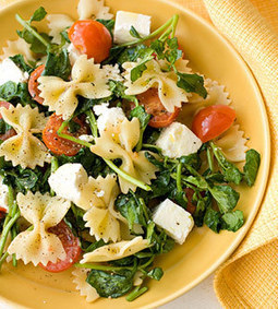 Easy, Healthy Pasta Recipes | Nutrition Know-Hows | Scoop.it