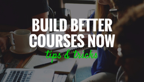 How to Get Better at Building Courses | The Rapid E-Learning Blog | web learning | Scoop.it