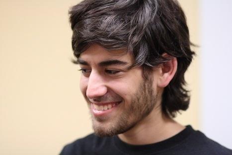 Aaron Swartz est mort, c'est tout Internet qui pleure. | Le Rayon UX | Geek or not ? | Scoop.it