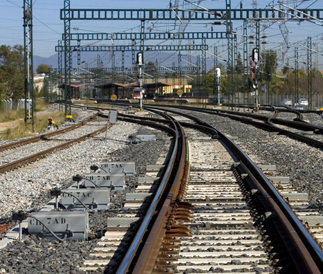 Alstom and Adif to develop new dual-gauge rail signalling system - Railway Technology | Informations sur Alstom | Scoop.it