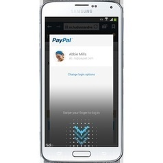 Mobile Commerce Technology - PayPal enables fast mobile checkout via fingerprint recognition - Internet Retailer   Mobility&Social in Retail   Scoop.it