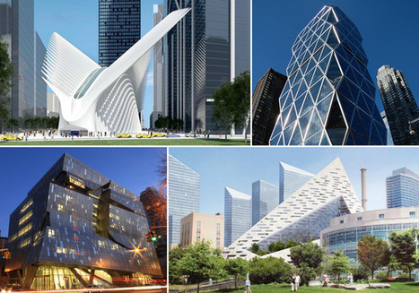 The 10 Most Eye-Catching Pieces of Starchitecture in NYC | Innovative Design in Commercial Real Estate | Scoop.it