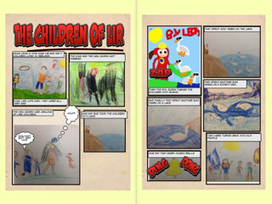 Why I use Book Creator in the classroom - Book Creator app   Blog   Go Go Learning   Scoop.it
