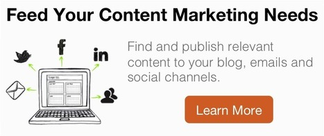 The benefits of content curation for seo | Content Marketing & Social Media | Scoop.it