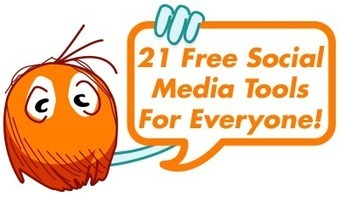 21 Free Social Media Tools Anyone Can Use - Part 1 | The Official Domainmonster.com Domain Blog | Social Media Measurement, Analytics & ROI | Scoop.it