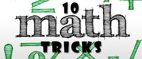 10 Math Tricks You Can Use To Impress Your Friends | Mathematics & Accounting | Scoop.it