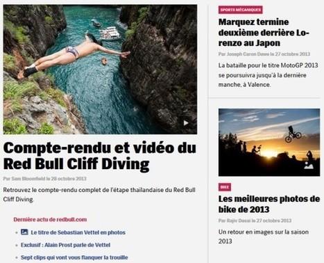 10 exemples de contenus de marque (brand content) - Le blog webmarketing de Vincent Pereira Inaativ | Editeur web | Scoop.it