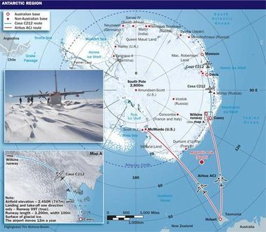 UK to acquire UAVs for Antarctic research   Marine Technology   Scoop.it