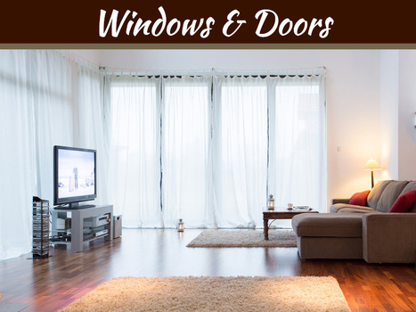 Customized Curtains Give House and Office Perfect Window Treatment | MyDecorative | Scoop.it