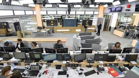 Des journalistes accusent la chaîne franceinfo de «ternir» l'image de la radio | Actu des médias | Scoop.it
