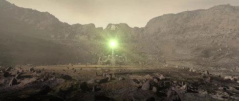 Dans ce sublime court-métrage, ce robot explore une planète désertique pour y faire naître de la végétation | Geek or not ? | Scoop.it