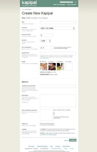 Encuentra personas que financien tus proyectos - Atajos Web   Blogs   Peru21   RedDOLAC   Scoop.it