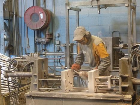 Aluteam, la fonderie qui veut recruter | Forge - Fonderie | Scoop.it