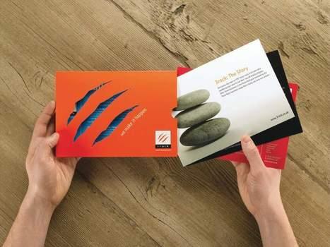 Brochure design: 10 top creative tips | Graphic design | Creative Bloq | Graphic Design | Scoop.it
