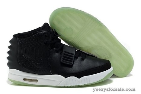 Nike Air Yeezy 2 Black/White [Air-Yeezy-2-04] - $89.99 : | Cheap air yeezy for sale online | Scoop.it