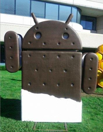 Google employees now testing Ice Cream Sandwich for Nexus S, claim it's delicious | Google, un modèle d'entreprise à suivre ? | Scoop.it