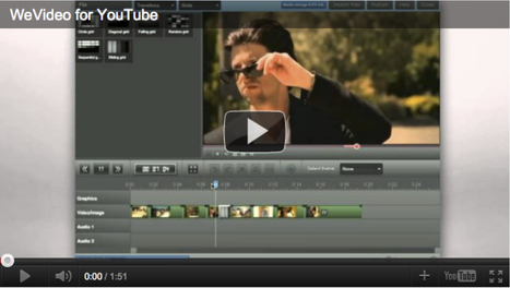 YouTube Gets Free, Cloud-Based Video Editing Thanks To New WeVideo Integration | TechCrunch | Community Media | Scoop.it