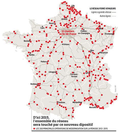 Horaires variables de la SNCF : les usagers inquiets - Le Figaro | Train | Scoop.it