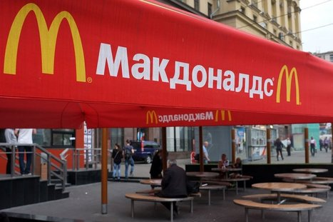 Russia Shuts Down McDonald's Franchises | Mrs. Watson's Class | Scoop.it