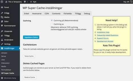 Så trimmar du din WordPress-sajt för sökmotorerna - IDG.se | Hemsidan för småföretagare | Scoop.it