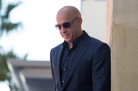 Vin Diesel's 'Riddick' A Passion Project That Took 9 Years To Make - Huffington Post | Movies and Music | Scoop.it