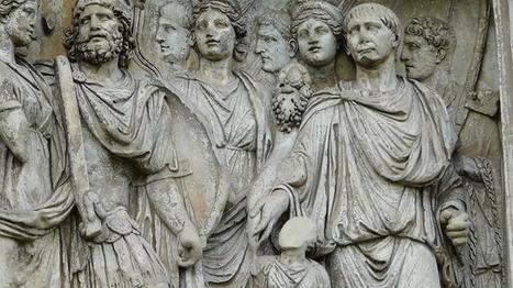 Trajano, el emperador español que recuperó la perversión sexual más execrable de los griegos | Mundo Clásico | Scoop.it