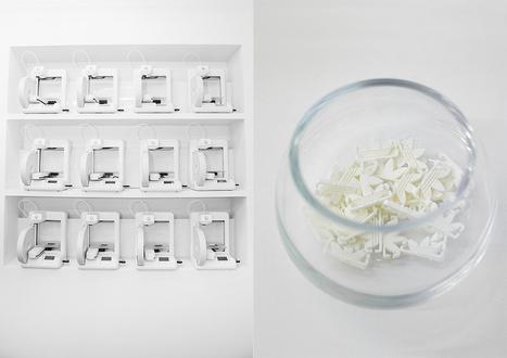 Comment les marques s'emparent de l'impression 3D   Fab-Lab   Scoop.it