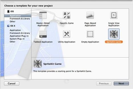 Create iOS apps using Xcode 5's SpriteKit Game template - TechRepublic (blog)   Edtech PK-12   Scoop.it