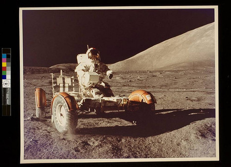 In Photos: Apollo 15 and the Moon ~ Photography News   Jerry Nelson, Freelance Writer   Scoop.it