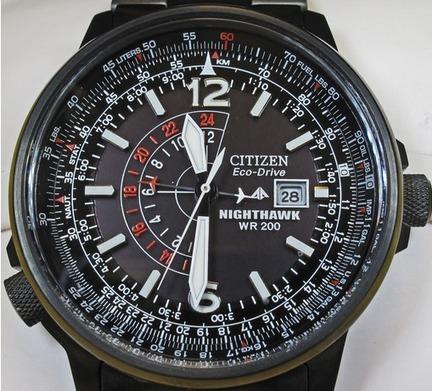 Citizen Nighthawk Watch Review   Watch Magazine   Scoop.it