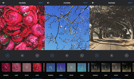 Instagram Adds Three New Filters and Launches Emoji Hashtags   Iphoneography   Scoop.it