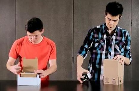 Comment deux étudiants s'apprêtent à révolutionner le carton | GEN-DP Climaction | Scoop.it