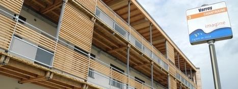 Une solution vosgienne pour des maisons écolos et silencieuses | Habitat et ville durables | Scoop.it