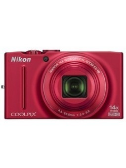 Nikon Coolpix S8200 Point & Shoot (Red) - Shop and Buy Online at Best prices in India. | Buy Camera Online | Camera Price | Camers | Panasonic Camera | Scoop.it
