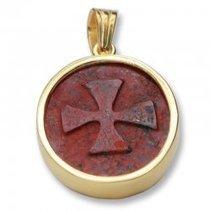 Jerusalem Cross Pendant   The Regnas Collection   Scoop.it