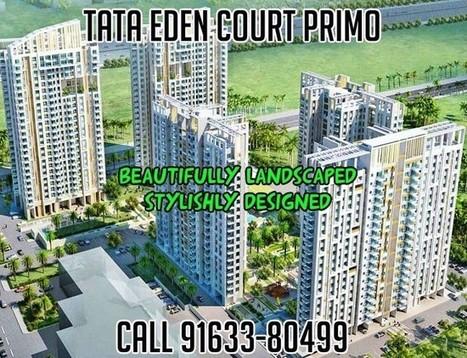 Tata Eden Court Primo Price | Real Estate | Scoop.it
